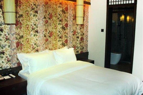 Chengdu Nine Point Art Hotel - фото 1