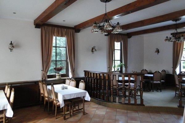Villa Zerotin Penzion Bed & Breakfast - фото 15