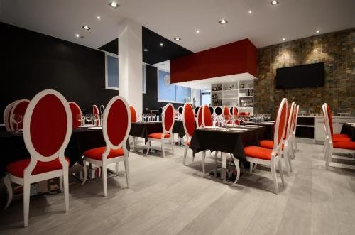 CLA Hotel - Restaurante - фото 14