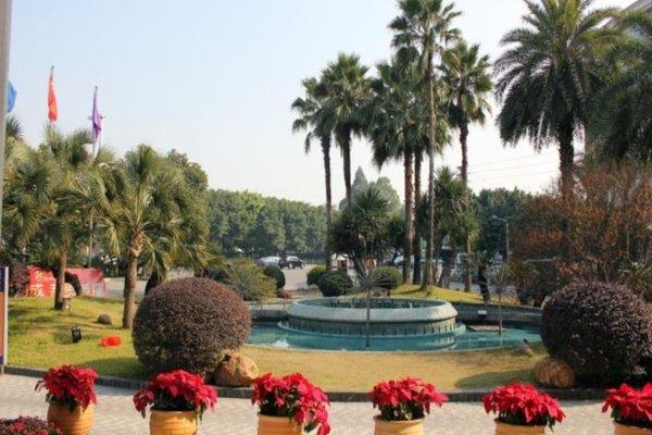Panyu Xiangjiang Hotel - фото 17