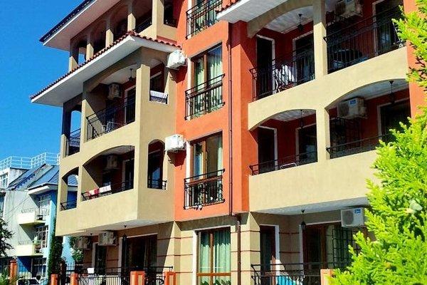 Гостиница «Olymp», Равда
