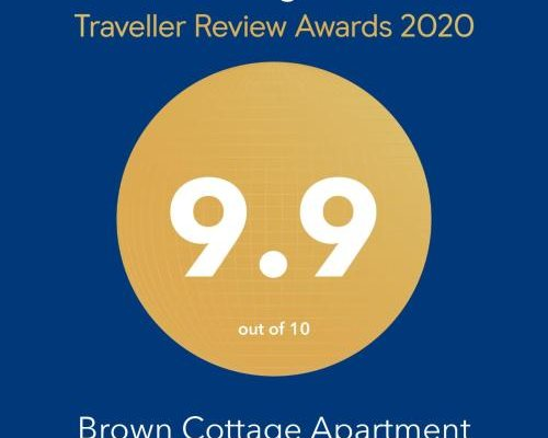 Brown Cottage Apartment - фото 2