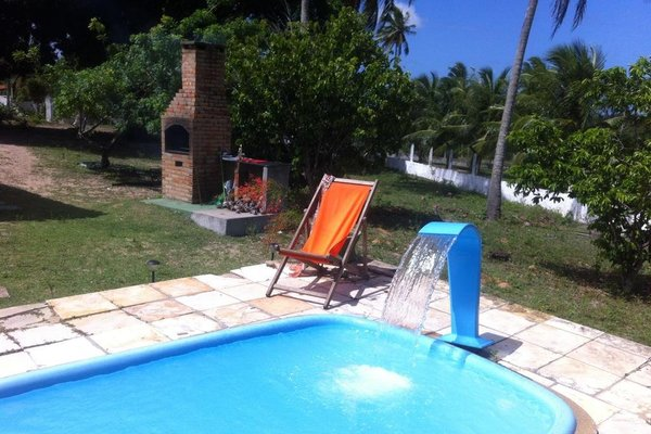 Гостиница «CASA DE ITINHO», Тибау-ду-Сул