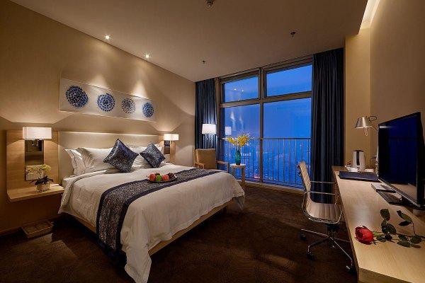 Novlion Hotel of Shijiazhuang - фото 1