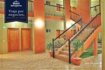 Hotel Salvatierra - фото 14