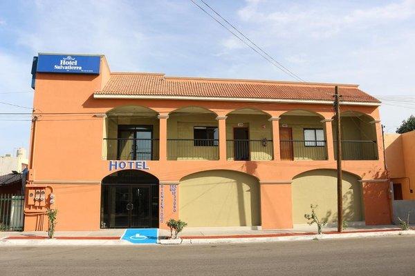 Hotel Salvatierra - фото 22