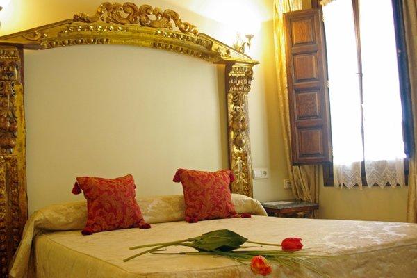 Гостиница «Alcazar», Сеговия