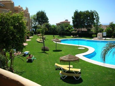 El Porton Resort Apartments Mijas - фото 7