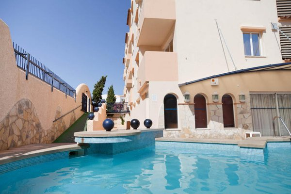 Apartamentos Atzar - фото 14