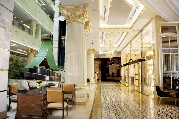 Grand Excelsior Hotel Al Barsha - фото 11