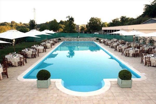 Hotel Benessere Acquarossa - фото 23