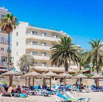 Aparthotel Cap De Mar - фото 21