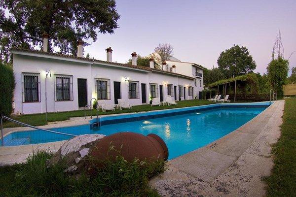 Hotel Galaroza Sierra - фото 19