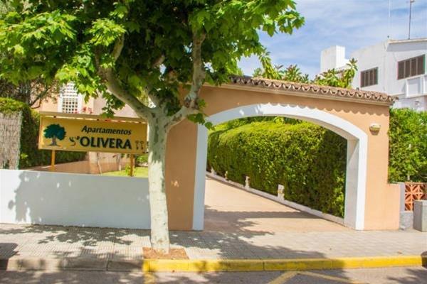 Apartamentos S'Olivera - фото 18
