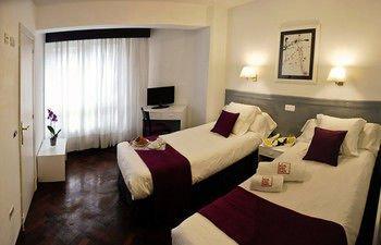 Hotel Vigo Plaza - фото 2