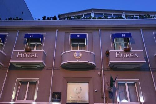 Hotel Eubea - фото 21