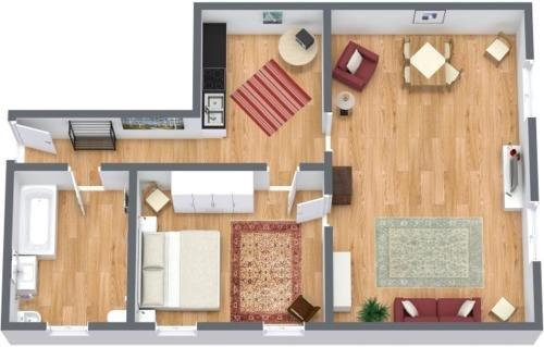 San Simeon Apartments - фото 4
