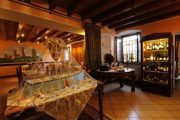 Hotel la Bastia e Ristorante alla Fiamma - фото 11