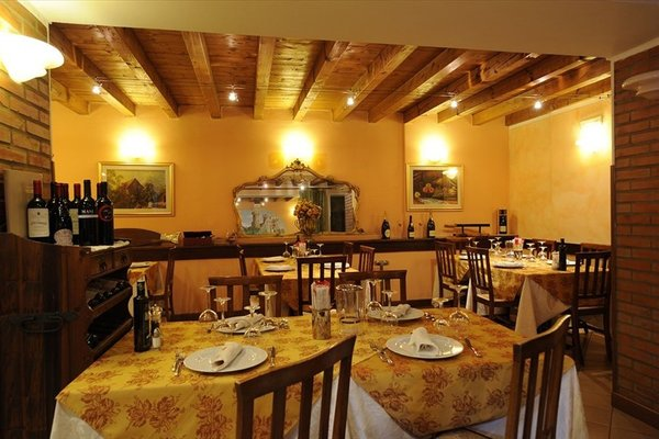 Hotel la Bastia e Ristorante alla Fiamma - фото 14