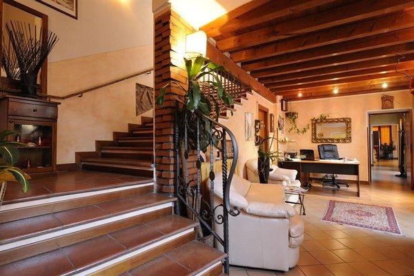 Hotel la Bastia e Ristorante alla Fiamma - фото 17