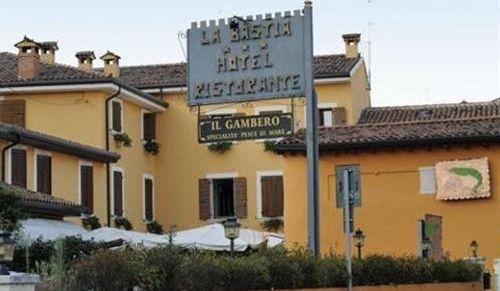 Hotel la Bastia e Ristorante alla Fiamma - фото 23