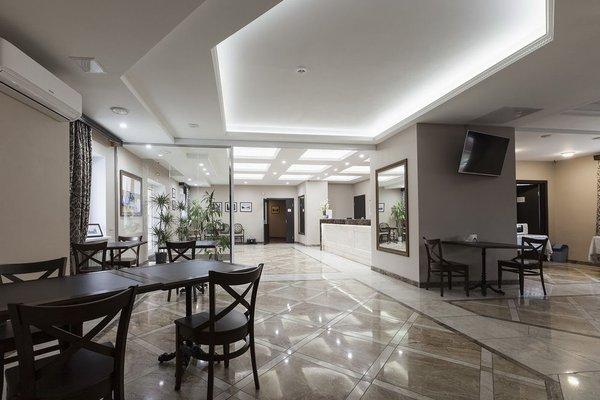 Гостиница Gatchina - фото 8