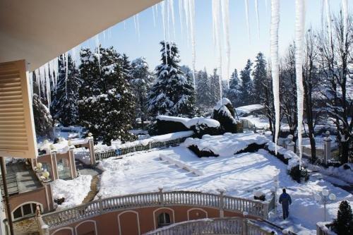Park Hotel Villa Salzea - фото 22