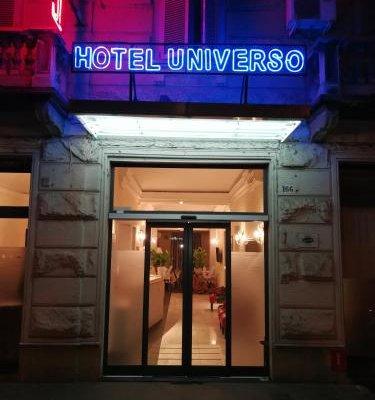 Hotel Universo - фото 22