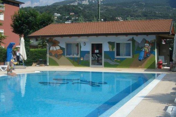 Hotel Villa Verde - фото 5