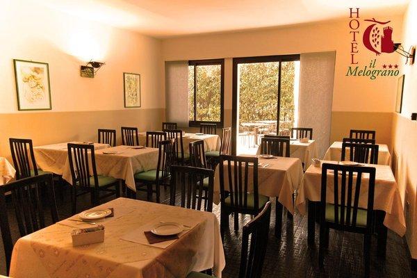 Hotel Il Melograno - фото 11