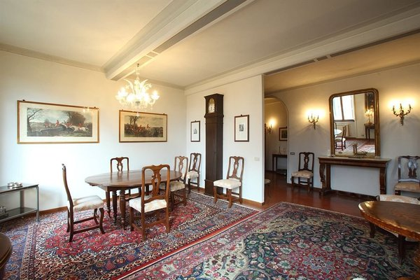 Palazzo Fineschi Sergardi - фото 15