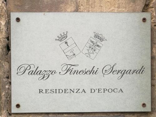 Palazzo Fineschi Sergardi - фото 20