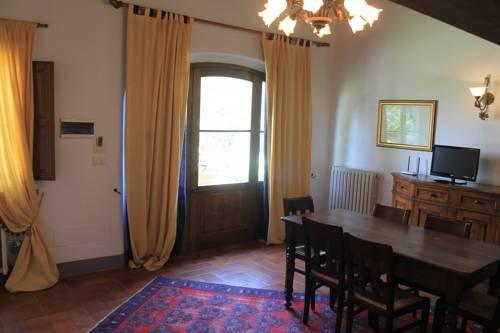 Villa Poggio Ai Merli - фото 12