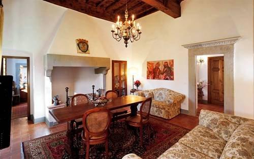 Villa Poggio Ai Merli - фото 9