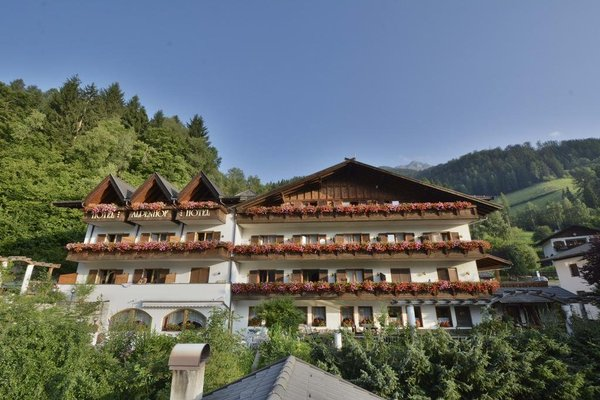 Hotel Alpenhof - фото 16