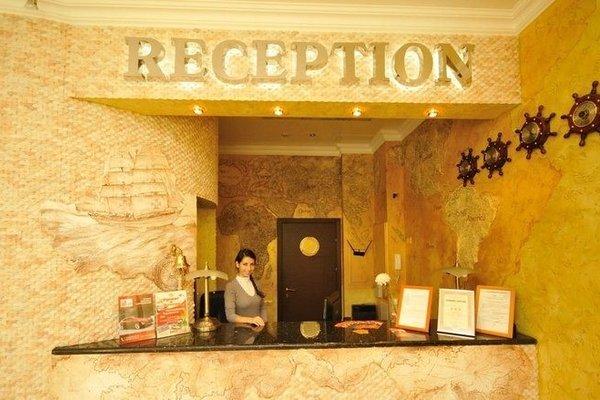 Отель Фламинго 2 - фото 14