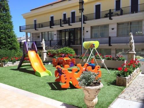 Hotel Parco Delle Rose - фото 18