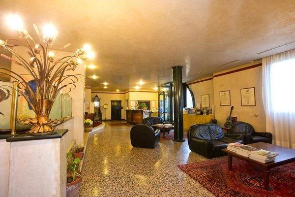 Hotel Villa Regina Margherita - фото 11