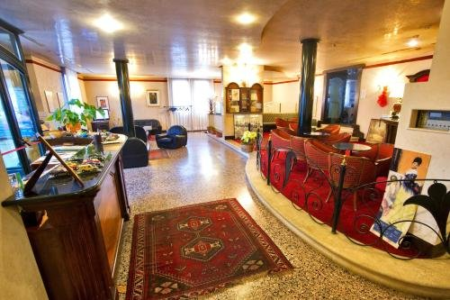 Hotel Villa Regina Margherita - фото 12