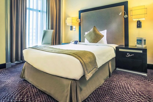 Mercure Gold Hotel Al Mina Road Dubai - фото 37