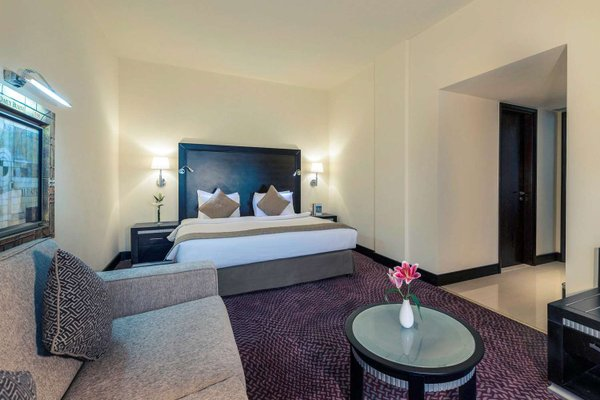 Mercure Gold Hotel Al Mina Road Dubai - фото 2