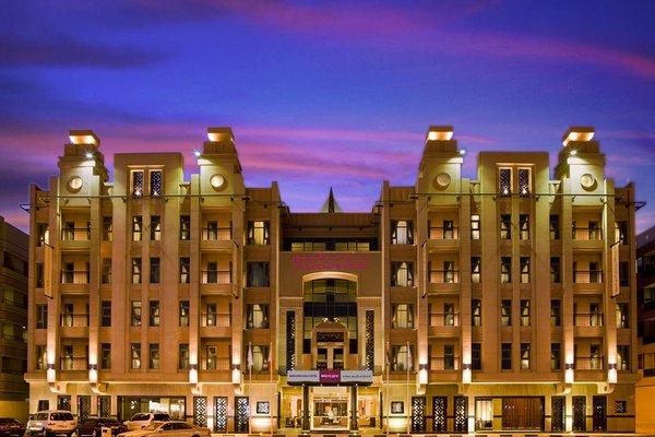 Mercure Gold Hotel Al Mina Road Dubai - фото 21