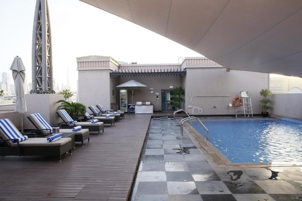 Mercure Gold Hotel Al Mina Road Dubai - фото 23