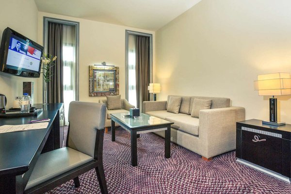 Mercure Gold Hotel Al Mina Road Dubai - фото 4