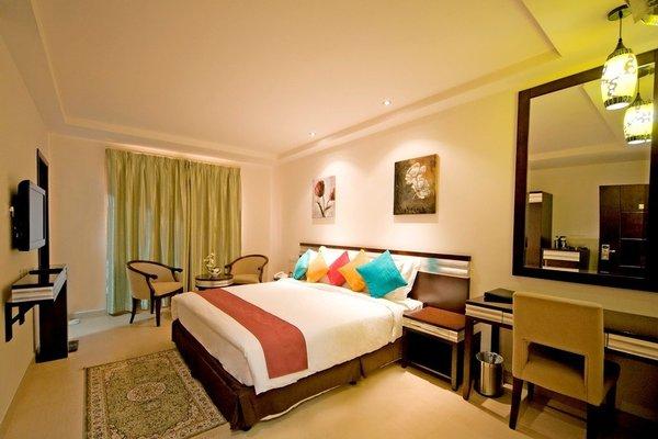 Muscat Dunes Hotel - фото 2