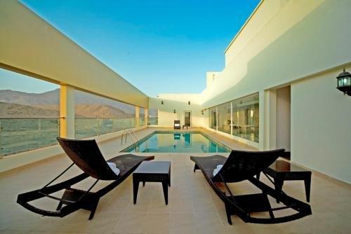 Muscat Dunes Hotel - фото 20