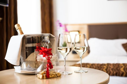 Hotel Portici - Romantik & Wellness - фото 12