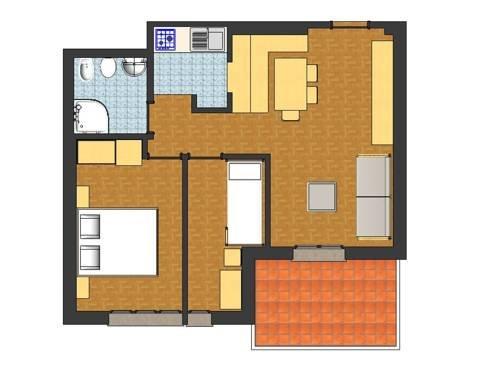 Residence Monica - фото 14