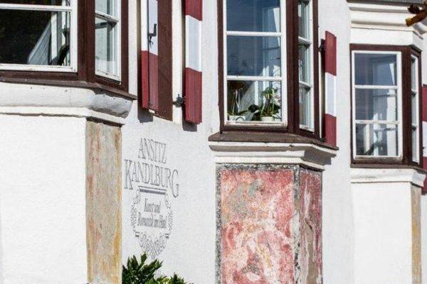 Hotel Ansitz Kandelburg - фото 12