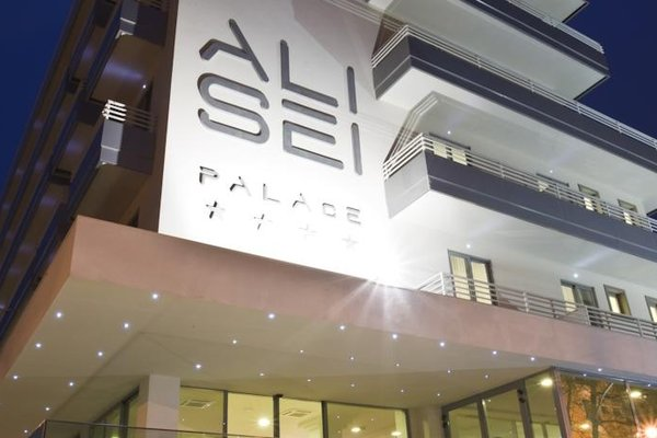Alisei Palace Hotel - фото 13